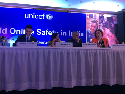 Protecting children online, Expert meeting of UNICEF