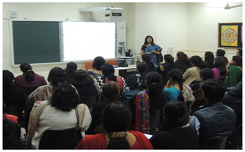 FIRE conducts cyber awareness workshop on 5TH NOV 2016 At KULACHI SCHOOL, DELHI