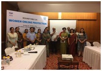Cyberspace Roundtable on protection of women in cyberspace 23rd October 2016